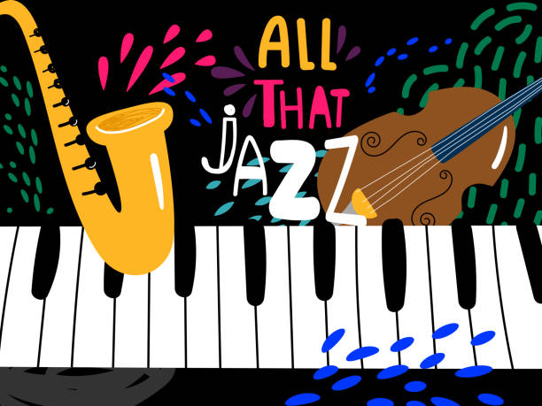 All That Jazz Illustrations, Royalty.