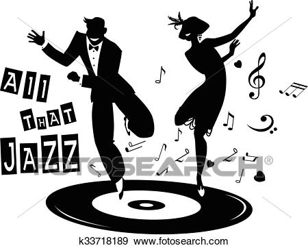 All that jazz Clip Art.