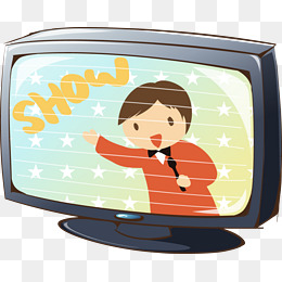Tv series clipart Transparent pictures on F.