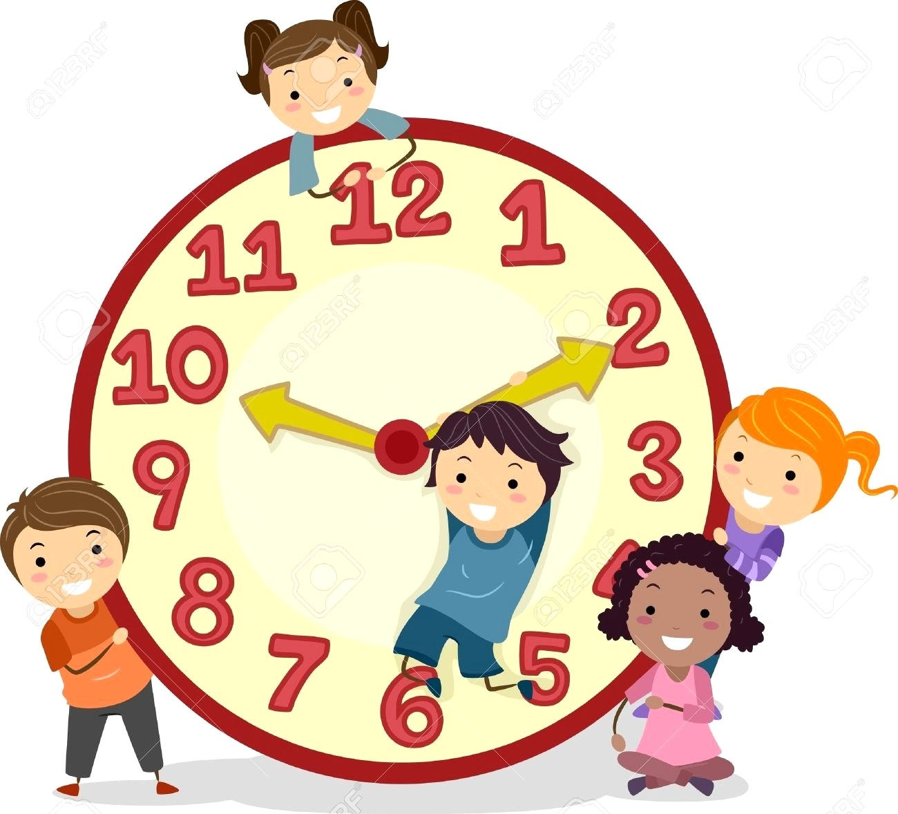 Time clipart free 1 » Clipart Station.