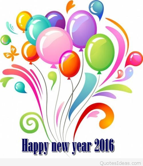 Free new year clip art.
