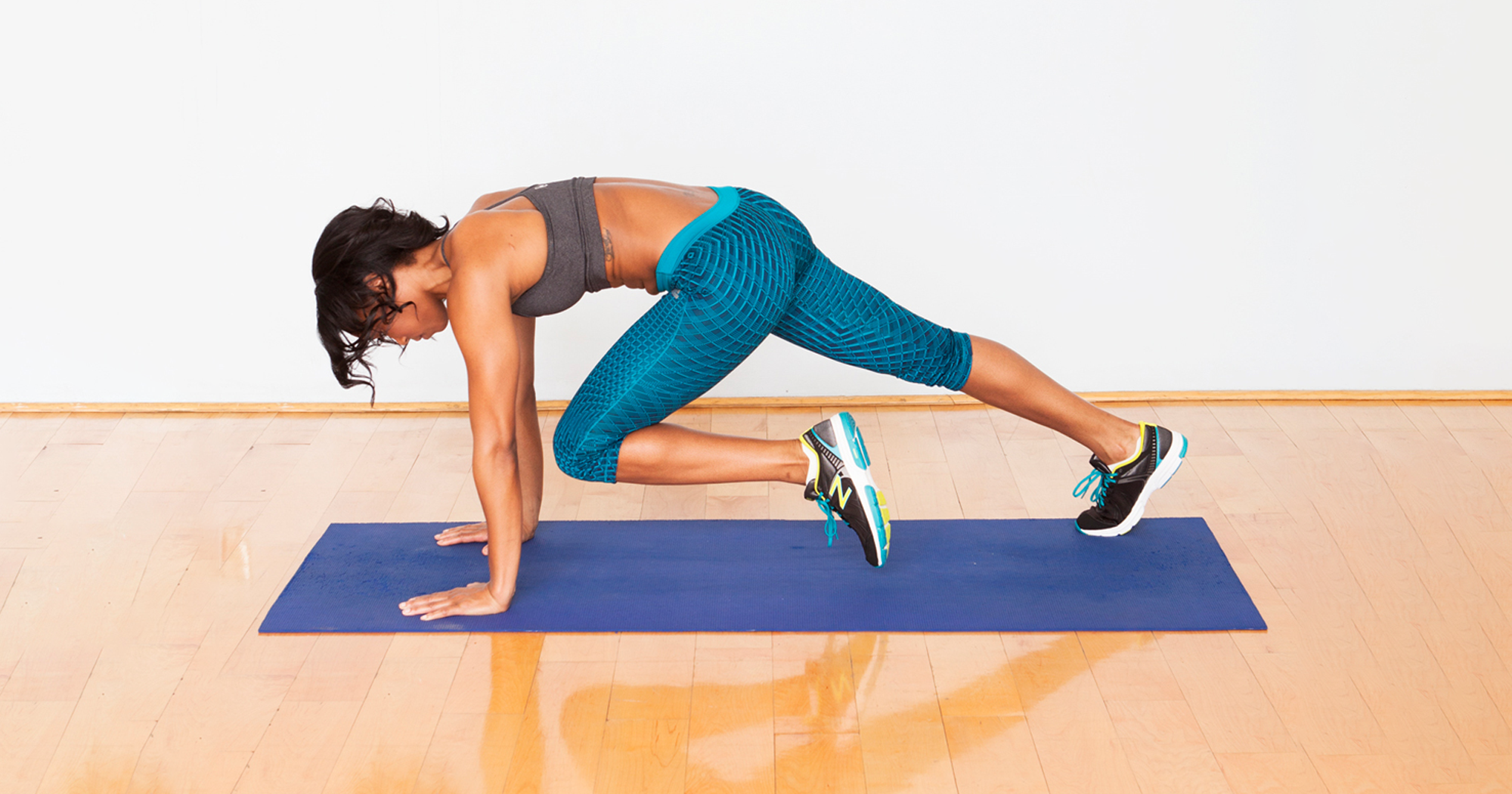 Plank Variations Exercises For Abs.