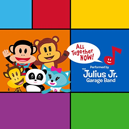 All Together Now! by The Julius Jr. Garage Band on Amazon.