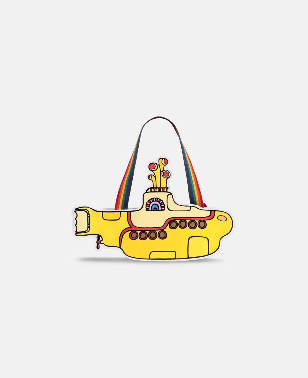 Rainbow Straps Bag <br> All Together Now.