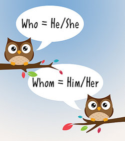 Who or Whom? Easy Ways to Remember.