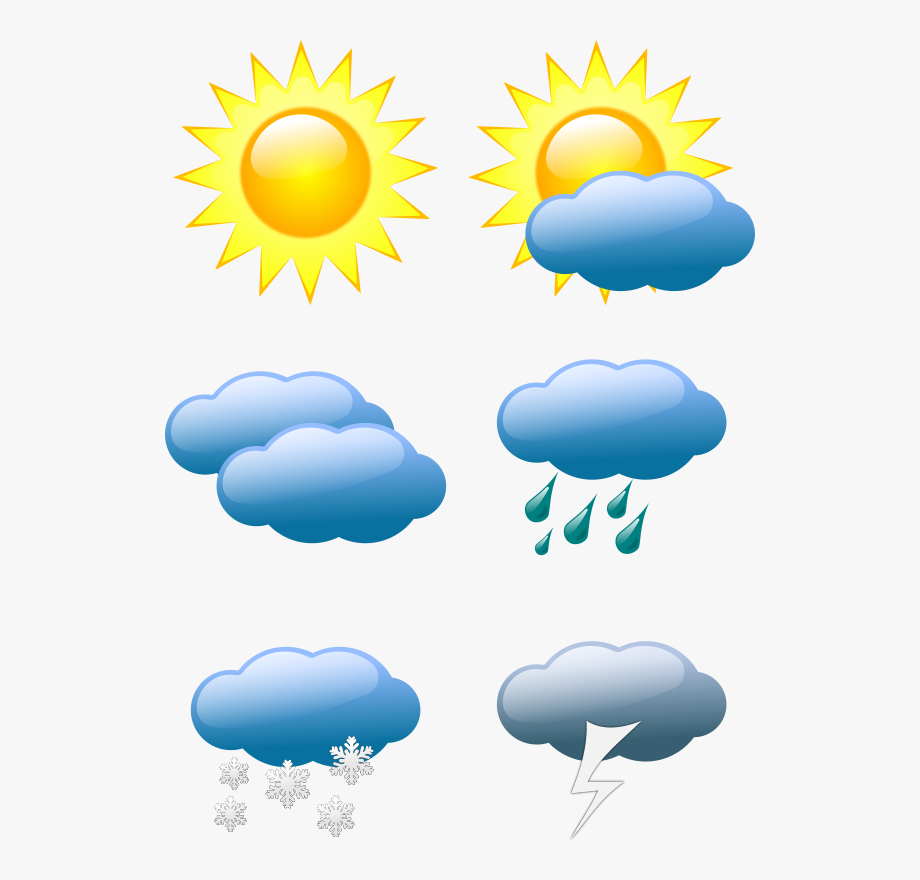 Weather Clipart Pdf.
