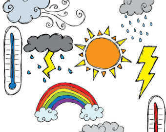 Clipart Of Weather.