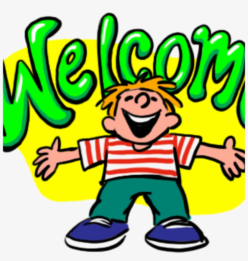 Welcome Sign Clip Art Welcome Clipart Clipart Panda.