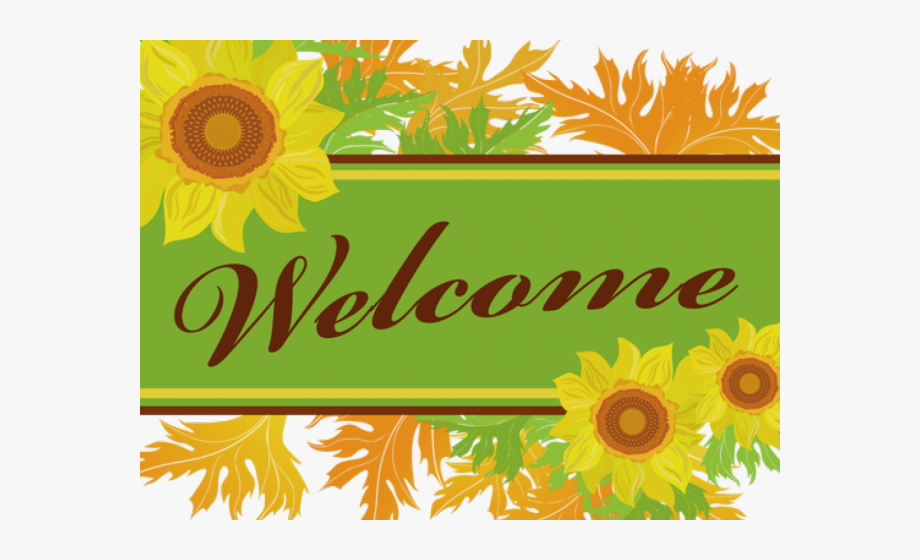 Welcome Clipart Thanksgiving.
