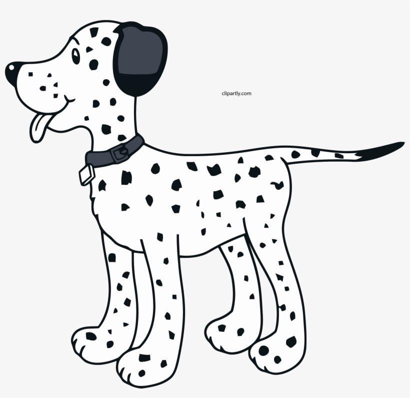 Dalmatian Fire Dog Clip Art Clipart Png.