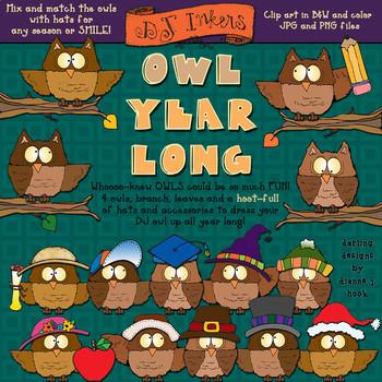 Owl Year Long.