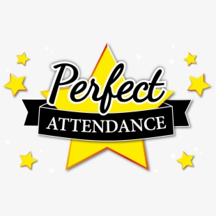 Congratulations For Perfect Attendance Clipart , Png.