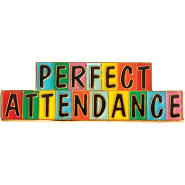 Attendance clipart perfect attendance, Picture #59016.