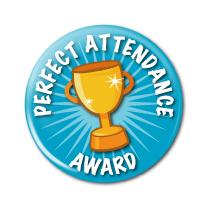 Attendance clipart perfect attendance, Attendance perfect.