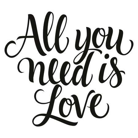 1,705 All You Need Is Love Cliparts, Stock Vector And Royalty Free.