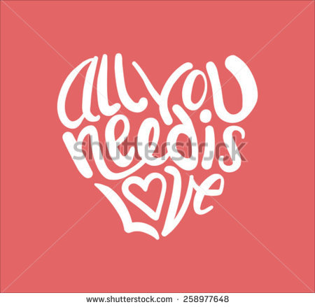 Love is all you need design free vector download (81,366 Free.