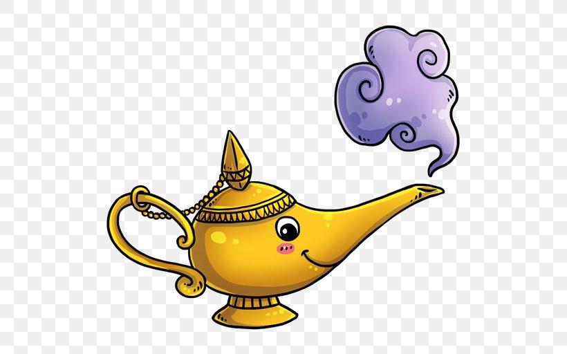 Genie Aladdin YouTube Clip Art, PNG, 512x512px, Genie.