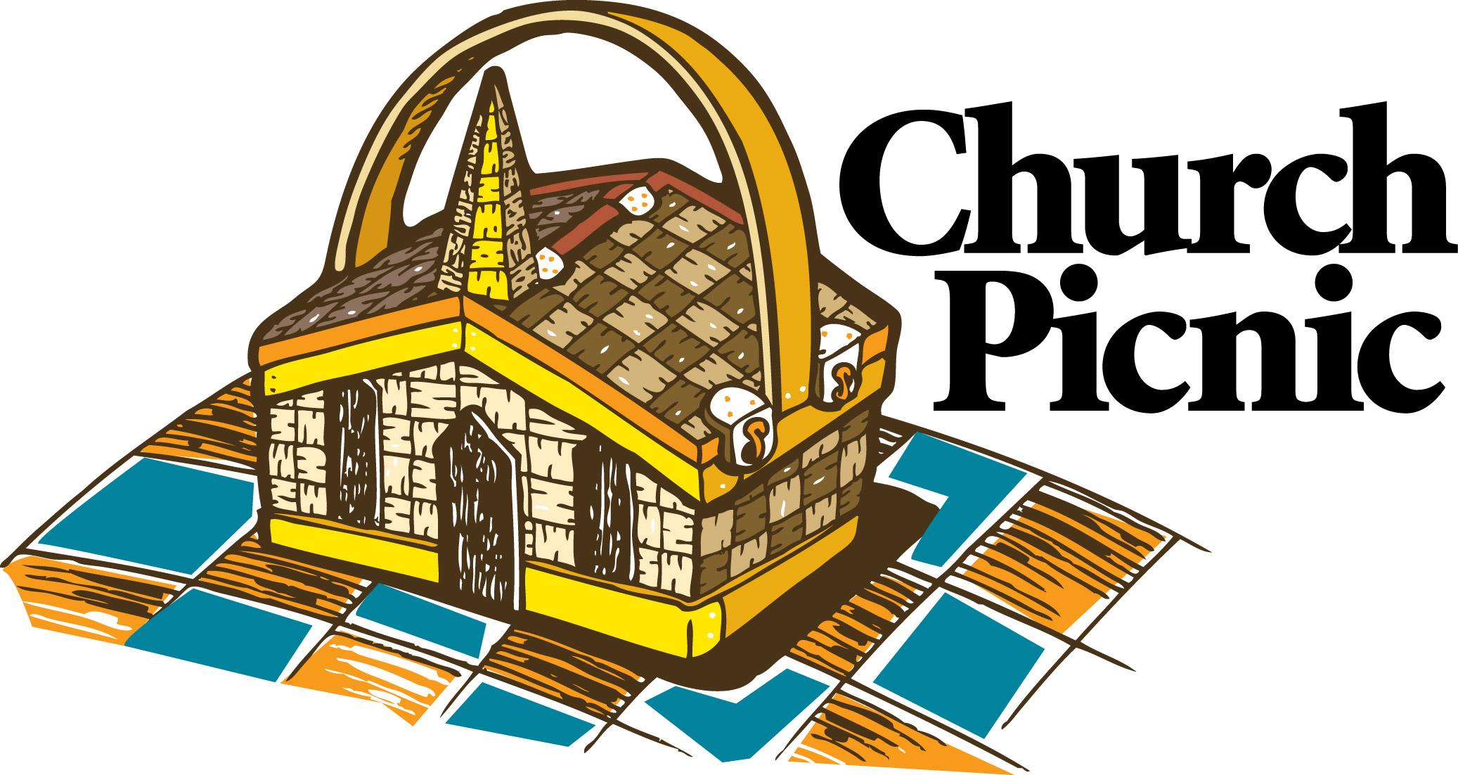 Church Picnic Clip Art N15 free image.