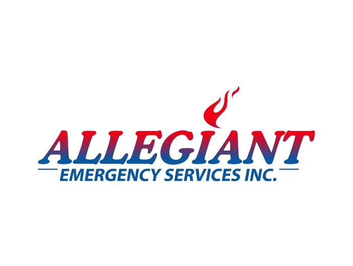 Allegiant Rescue Logo offering Emergency Services for all of.