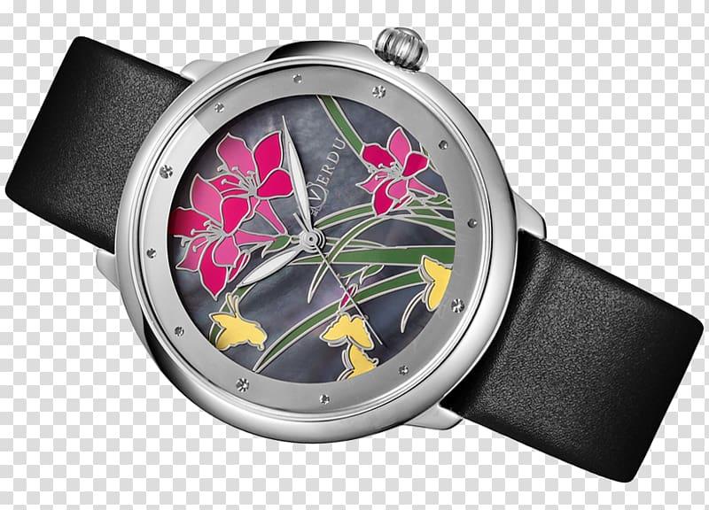 Watch Allegro Flower Strap Esprit Holdings, watch.