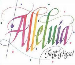 Free Hallelujah Clipart.