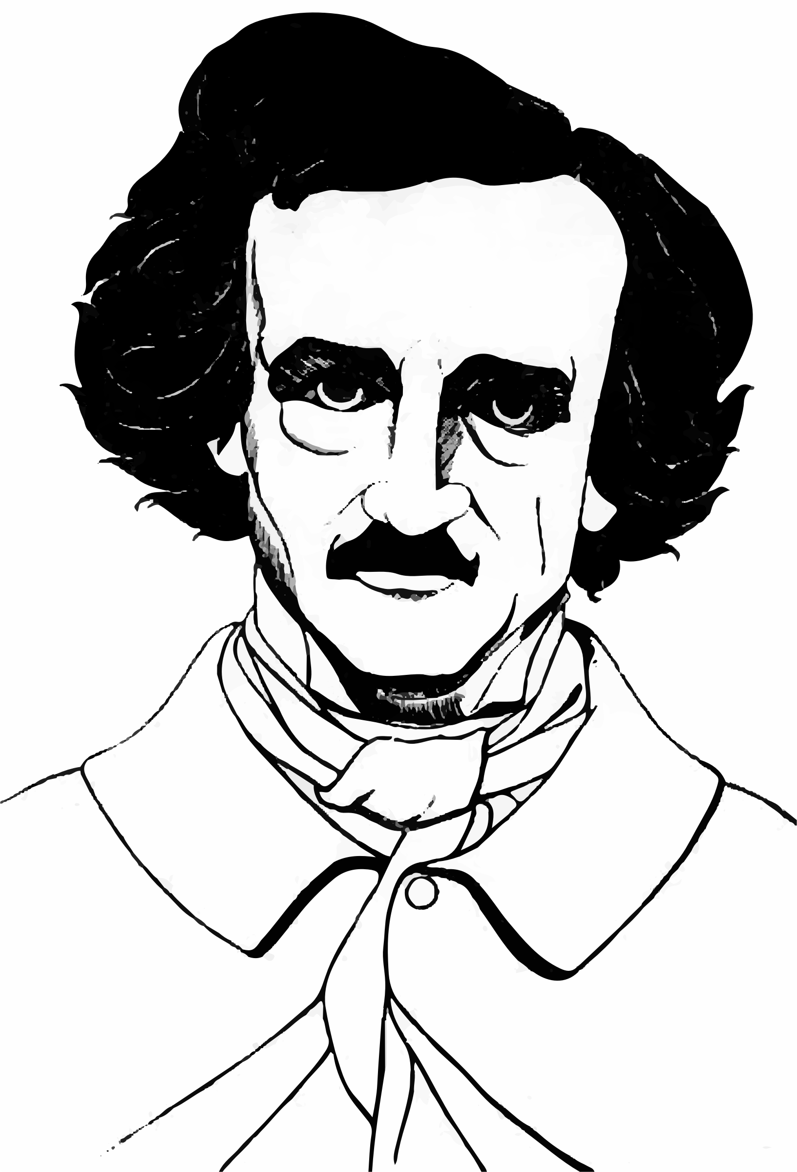 Poe clipart.