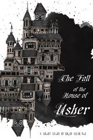 The house of usher clipart.