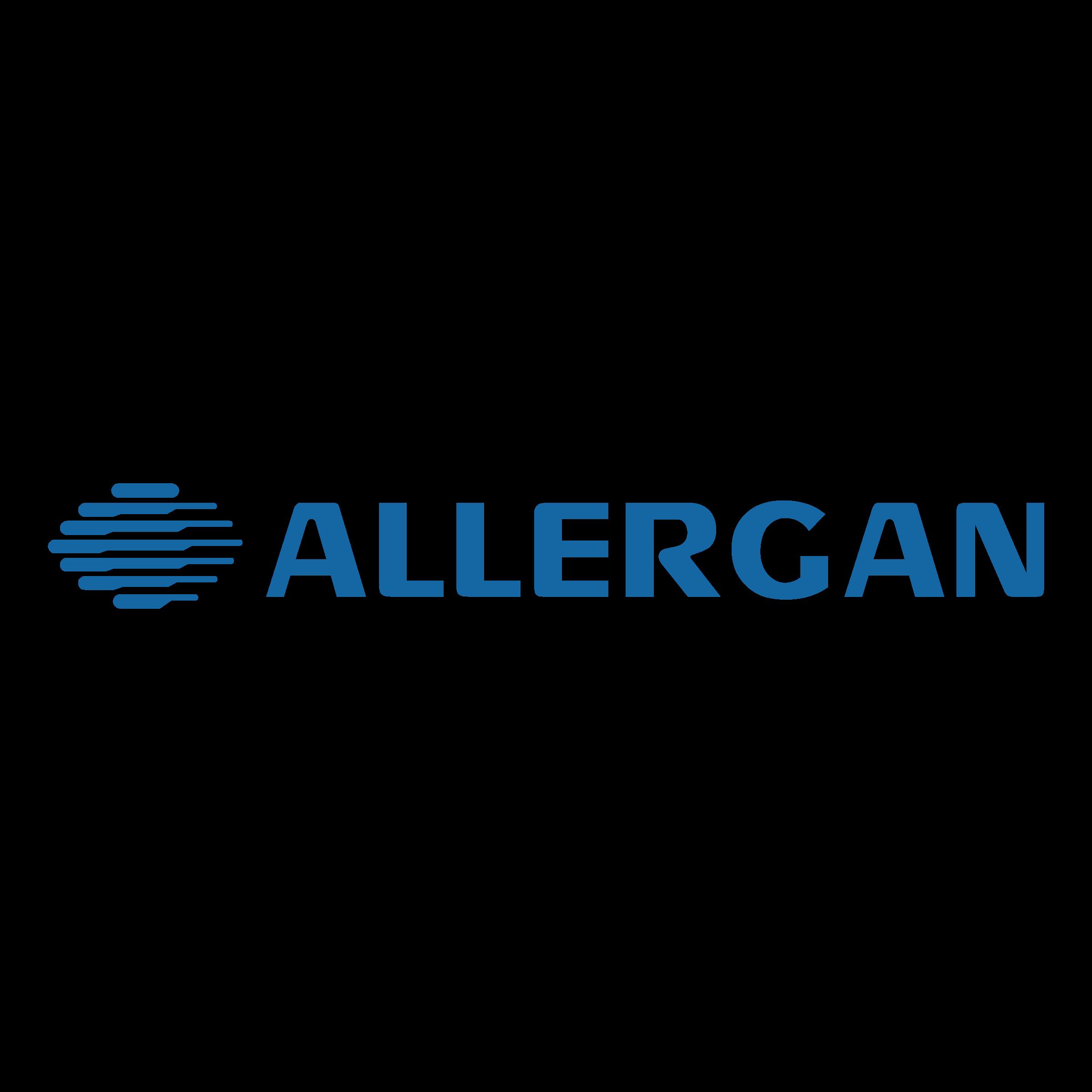 Allergan 01 Logo PNG Transparent & SVG Vector.