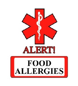 Free food allergy clipart.