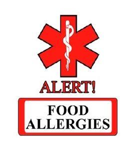 Allergy Alert Clipart #1.