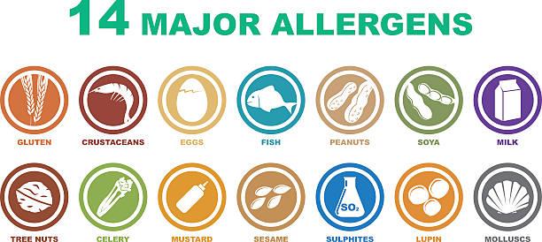 Best Allergy Illustrations, Royalty.