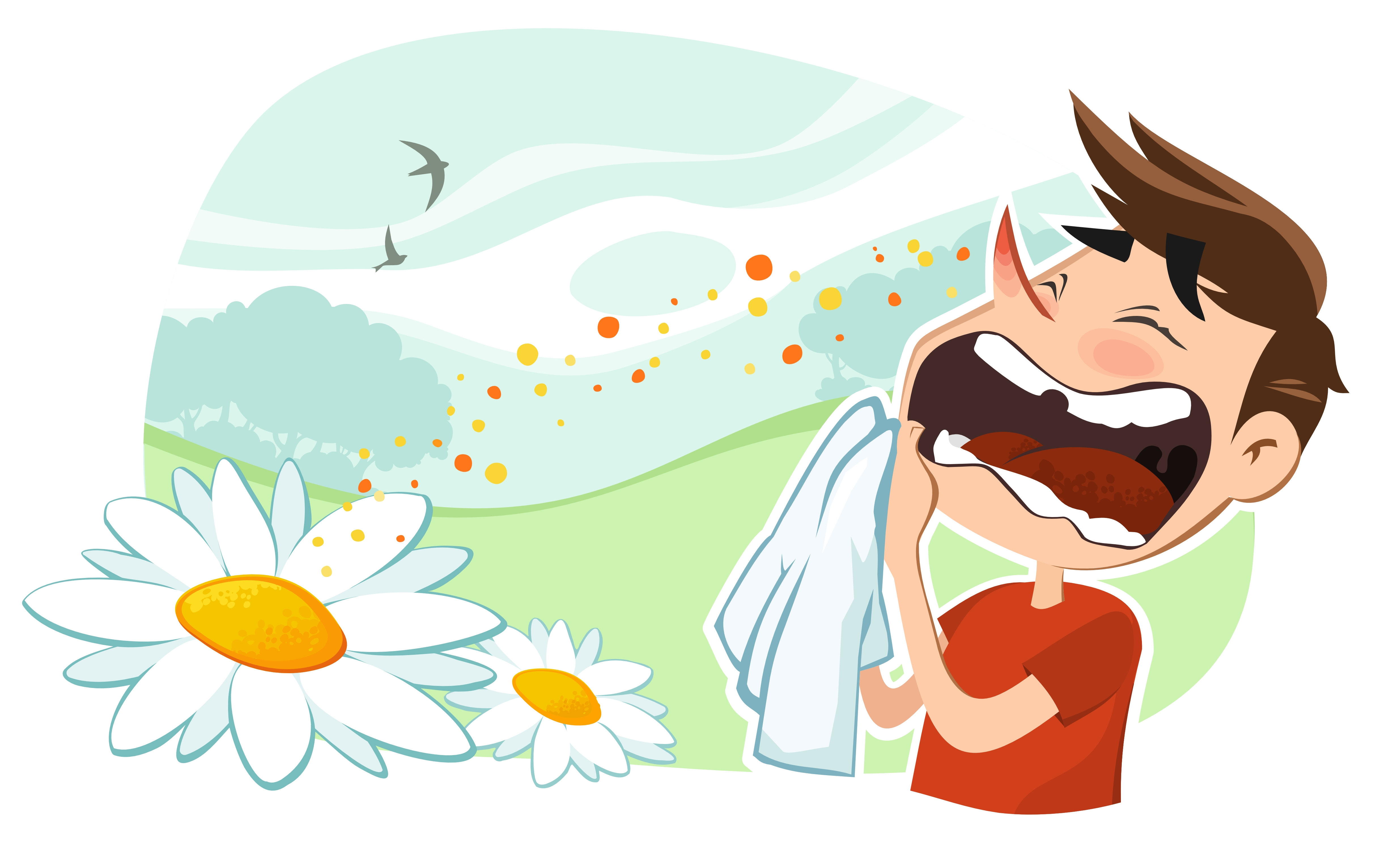 Spring Allergy Symptoms and Relief Oransi.