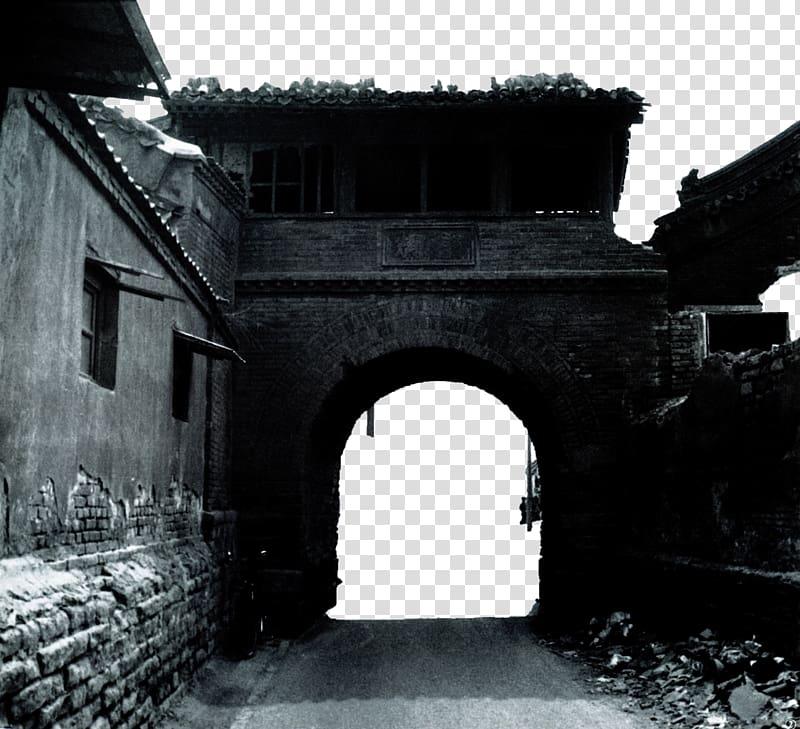 Beijing city fortifications Hutong u8001u5317u4eacu80e1u540c.