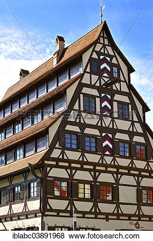 "Pictures of ""Siebendacherhaus, or Seven Roof House, at Gerberplatz."