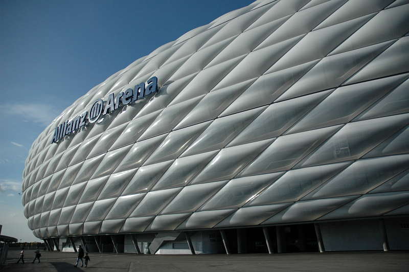 StarCross » Die Allianz Arena.
