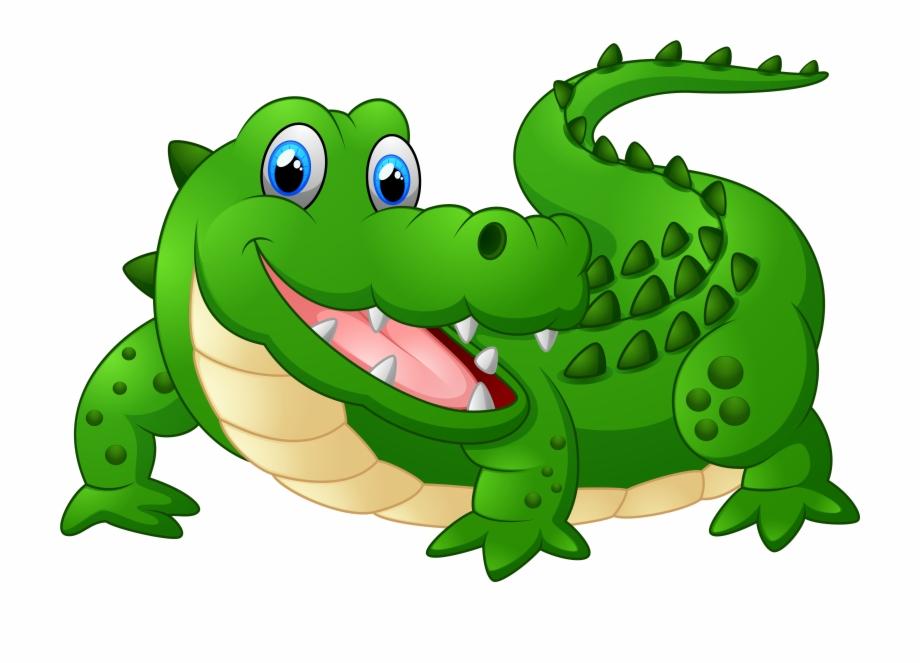 Alligator Clipart Kawaii Clipart Crocodile.