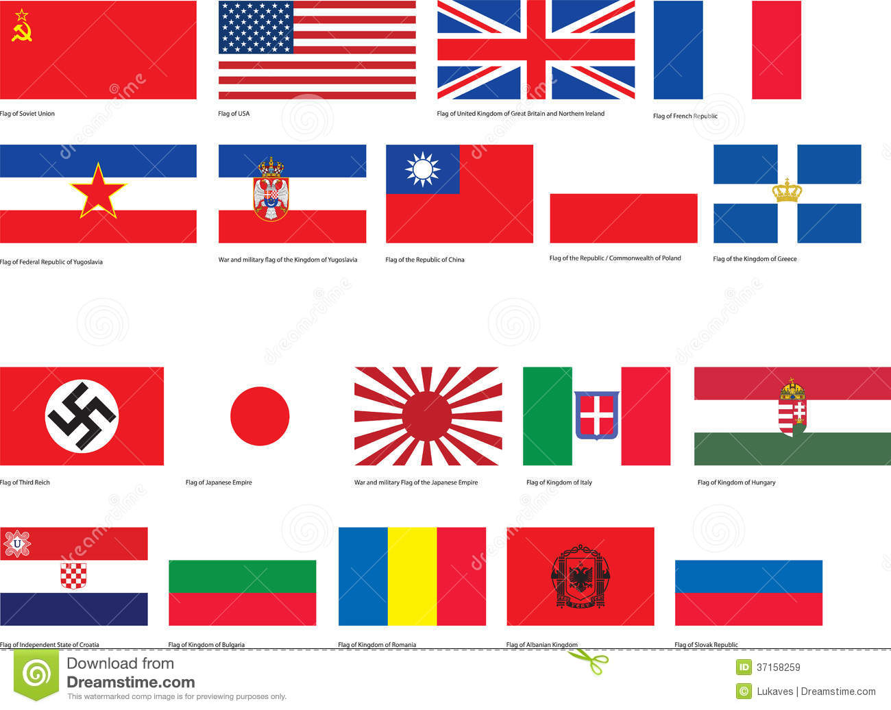 Collection of free Allied clipart ww1 flag. Download on.
