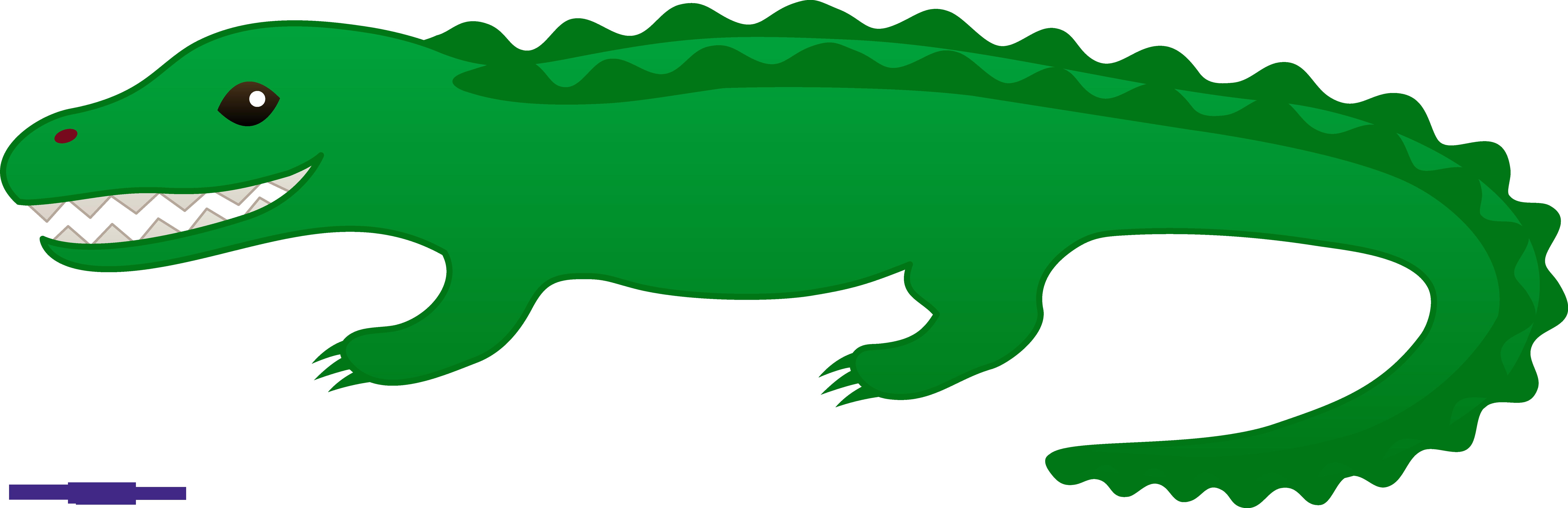 Clipart animals alligator, Clipart animals alligator.