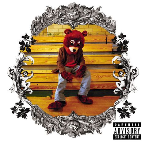 The College Dropout by Kanye West on Apple Music in 2019.