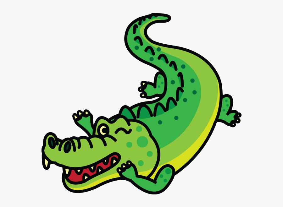 Alligator Drawing Sketch.