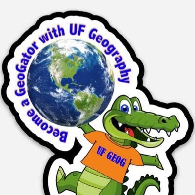 UF Geography on Twitter: \