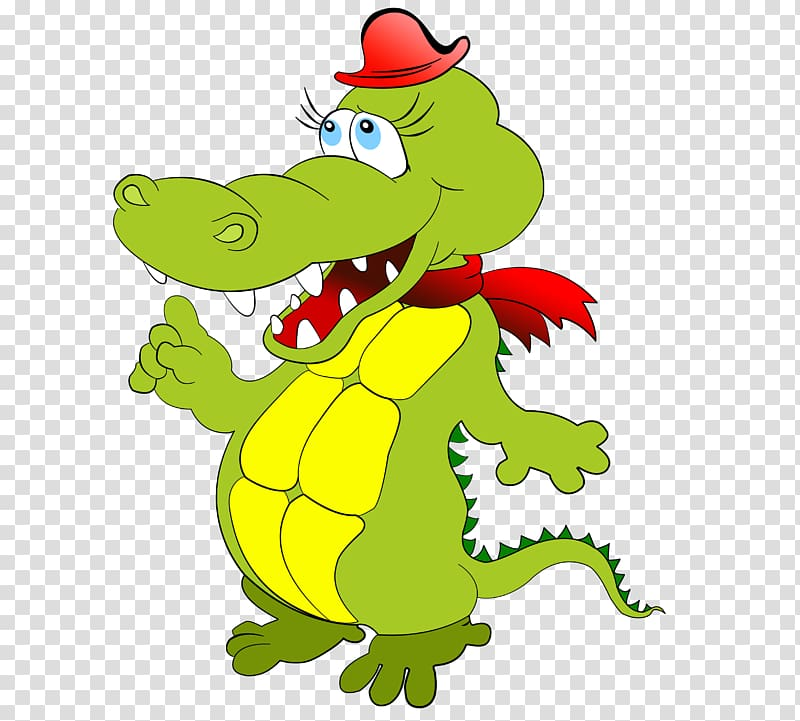 Crocodile Alligator Cartoon , crocodile transparent.