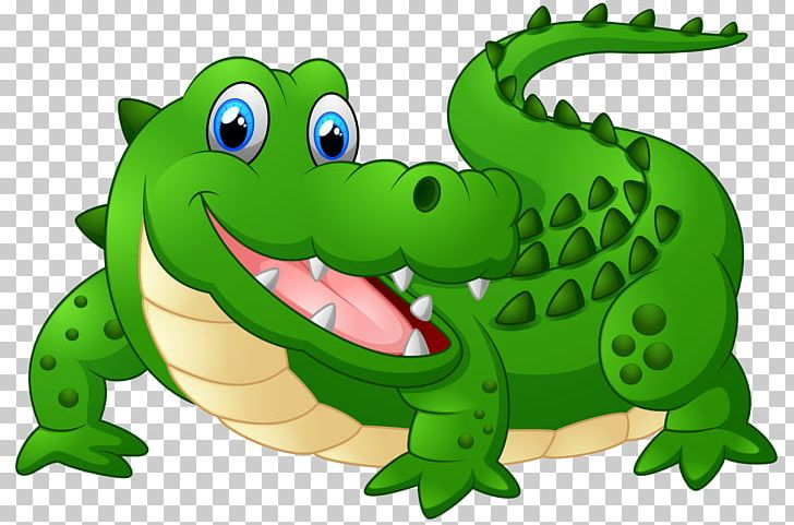 Crocodile Alligator Cartoon PNG, Clipart, Alligator, Amphibian.