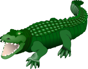 Funny alligator clip art crocodile pictures crocodile clip art.