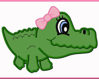 Crocodile cute baby alligator clipart free images 3.