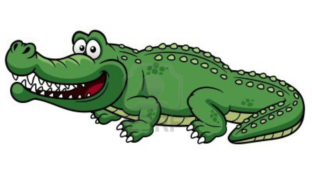 Crocodile clipart kid.