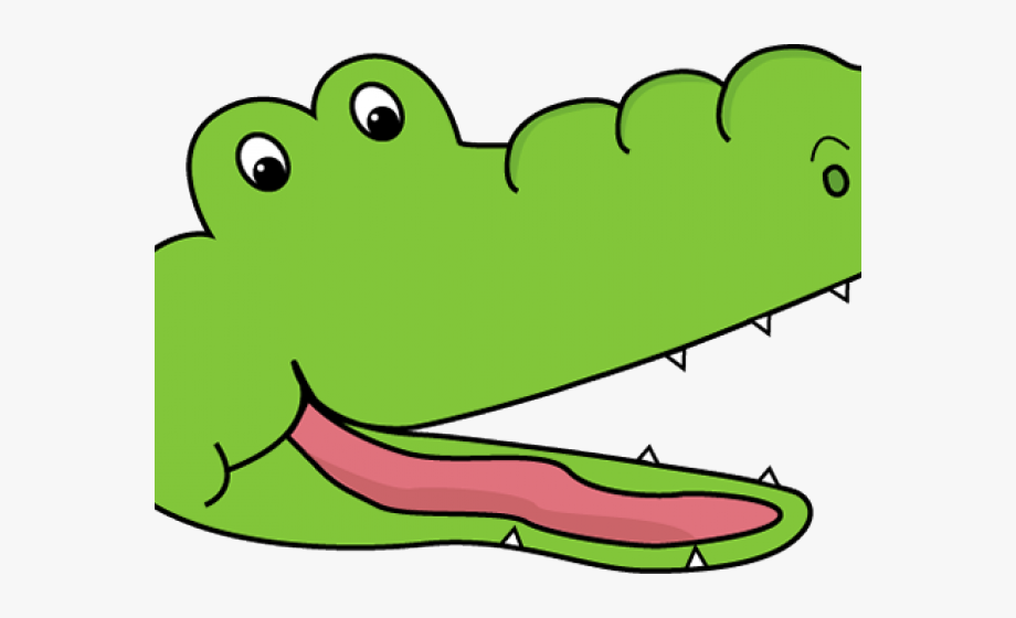 Alligator Clipart Transparent Background.