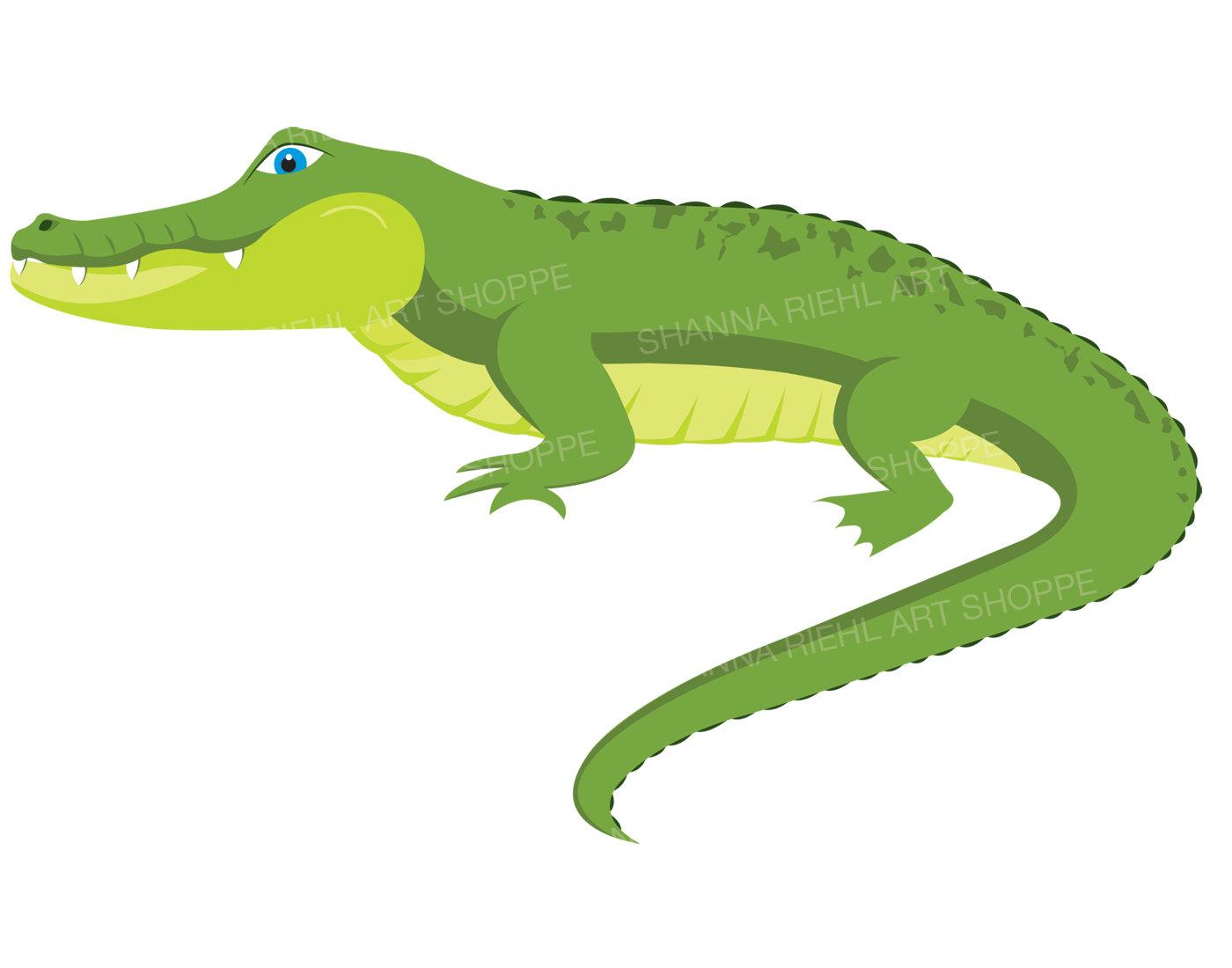 Alligator Clipart Transparent Background.
