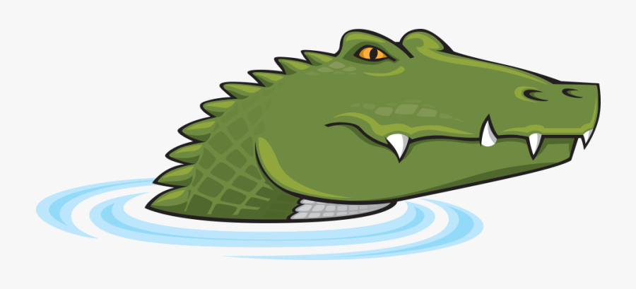 Transparent Alligator.