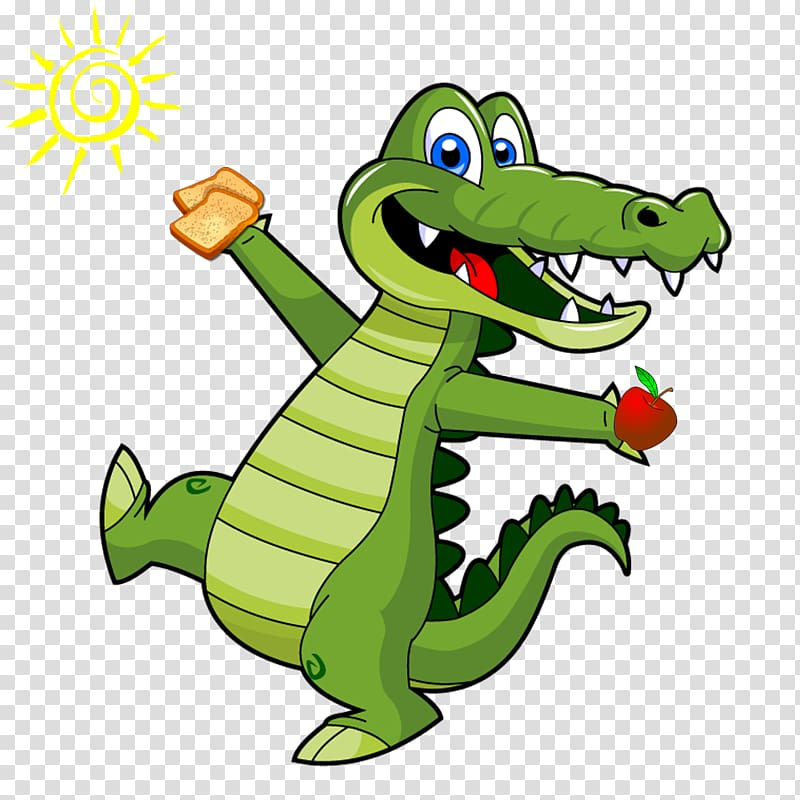 Crocodile clip Alligators , crocodile transparent background.